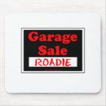 Garage Sale Roadie Mouse Pad
