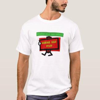 Garage Sale Staff T-Shirt