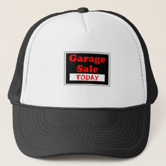 Garage Sale Today Trucker Hat