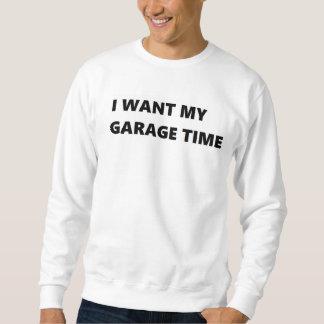 garage time sweatshirt