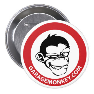 GarageMonkey Button