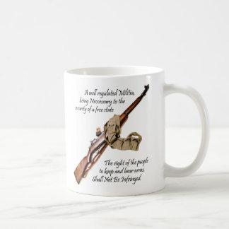 Garand Second Amendment Mug