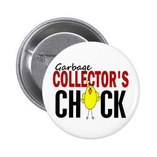 Garbage Collector's Chick 1 Pin