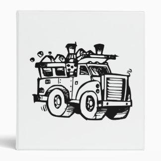 Garbage Truck Binder