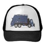 Garbage Truck Mesh Hats