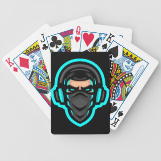 Garbo The Gamer Bicycle Playing cards