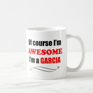 Garcia Awesome Family Coffee Mug
