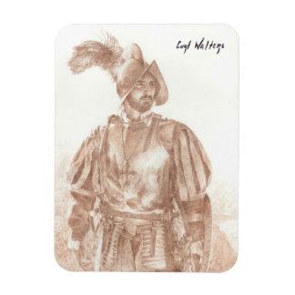 Garcia Lopez de Cardenas: September 1540 Rectangular Photo Magnet