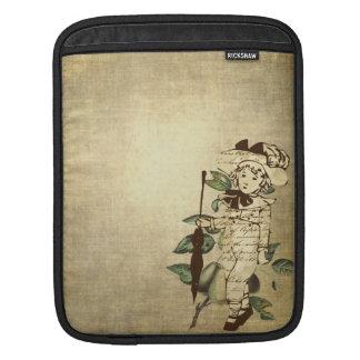 Garçon vintage poches iPad