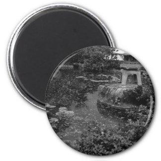 Garden 2 Inch Round Magnet
