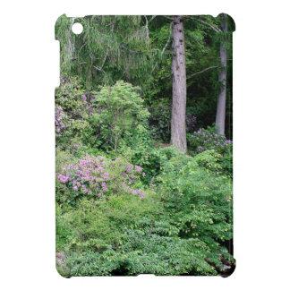 Garden and stream, highlands,Scotland iPad Mini Cases