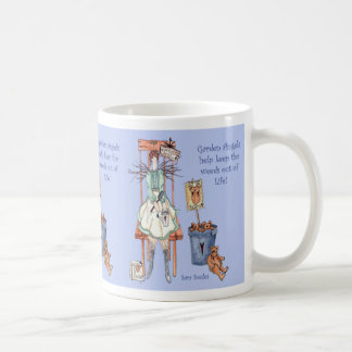 Garden Angels Coffee Mug