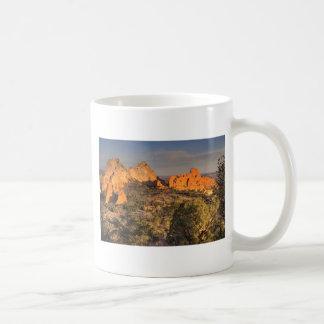 Garden at Sunset Coffee Mug