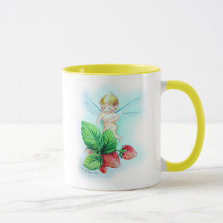 "Garden Babies Series ""Strawberries"" Mug"