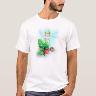 "Garden Babies Series ""Strawberries"" T-Shirt"