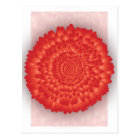 "Garden Beauties ""Gerbera"" Postcard"