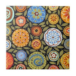 Garden Blooms1.jpg Ceramic Tiles