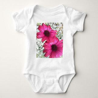 Garden Blooms - Pink Baby Bodysuit