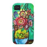 Garden Bouquet iPhone 4 Case