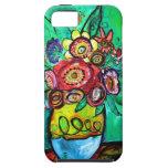 Garden Bouquet iPhone 5 Cases