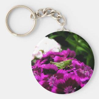 Garden Bouquet Keychain