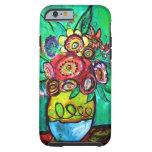 Garden Bouquet Tough iPhone 6 Case