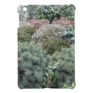 Garden centre with selection of nursery plants cover for the iPad mini
