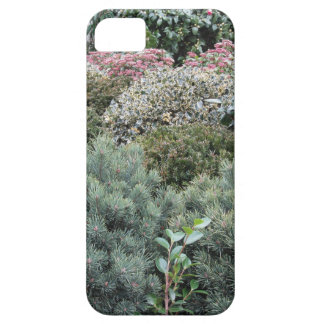 Garden centre with selection of nursery plants iPhone 5 covers