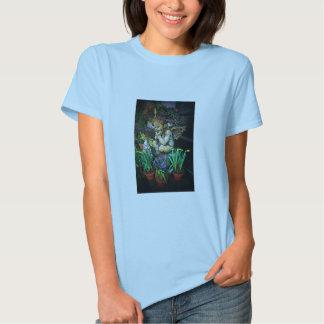Garden Cherub T-Shirt