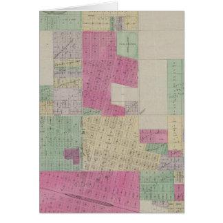 Garden City, Finney County, Kansas Card