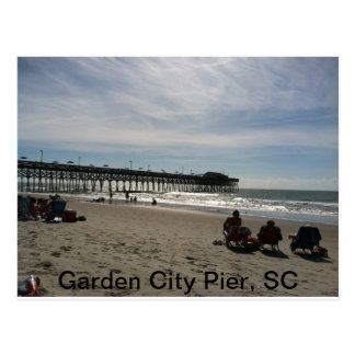 Garden City South Carolina Postcard
