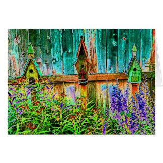 Garden Condos Notecard