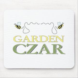 Garden Czar Mouse Pad