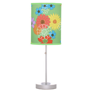 Garden Delight Table Lamp