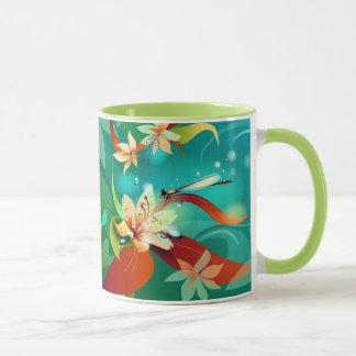 Garden Dragonflies Mug