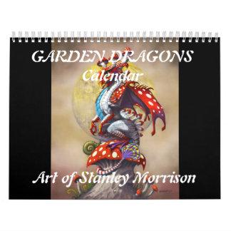 Garden Dragons Calendar