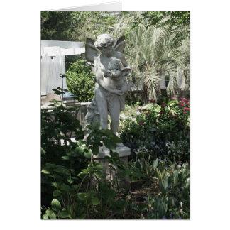 Garden Fairy Card