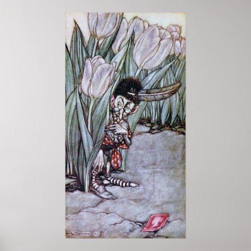 Garden Fairy Posters