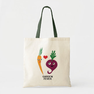 Garden Fever tote bag
