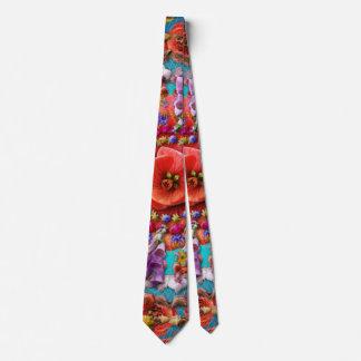 Garden Fizgig ~ Tie