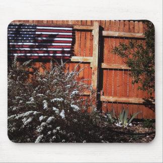 Garden Flag Mousepad