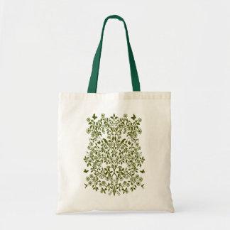Garden Floral Lace Bag