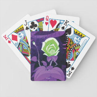 Garden Flower Film Still Poker Deck