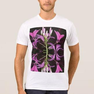 garden flower mirror image T-Shirt