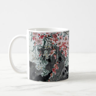 Garden Flowers After Chen Chun Coffee Mug