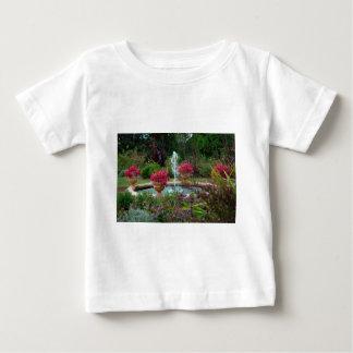 Garden Fountain Baby T-Shirt