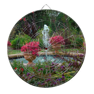 Garden Fountain Dartboard