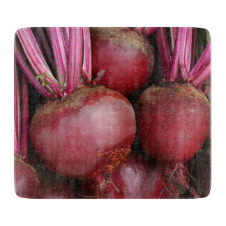 Garden Fresh Bunch of Beets Cutting Board
