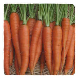 Garden Fresh Heirloom Carrots Trivet