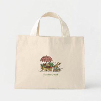 Garden Fresh Mini Tote Bag